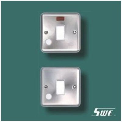 Flush Switch With F/0 20A DP (THV Range)
