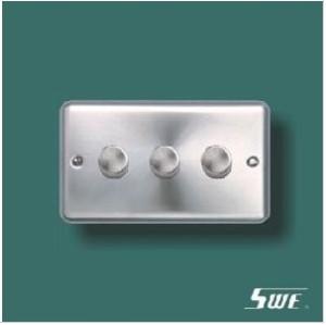 3 Gang Dimmer Switch 250V (THV Range)