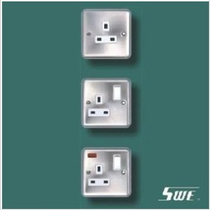 1 Gang Socket Outlet 13A (THV Range)