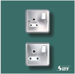 Switched BS 546 Socket (THV Range)