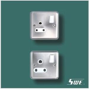 Switched BS 546 Socket (THV Range)