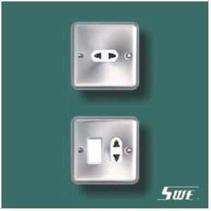 Multi-Function Socket 16A (THV Range)