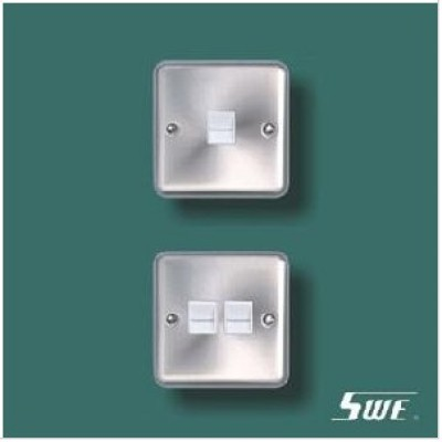 UK Telephone Socket (THV Range)