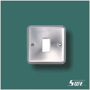 1 Gang Telephone Socket (THV Range)