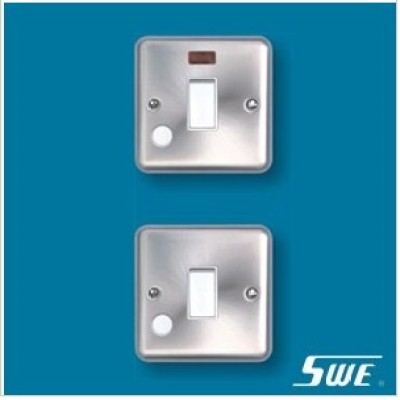 1 Gang Flush Switch With F/0 20A DP (THW Range)