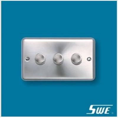 3 Gang Dimmer Switch 250V (THW Range)