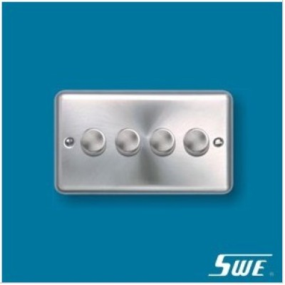 4 Gang Dimmer Switch 250V (THW Range)