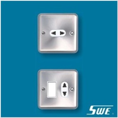 1 Gang Multi-Function Socket 16A (THW Range)