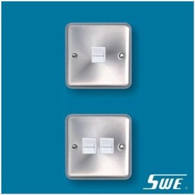 UK Telephone Socket (THW Range)