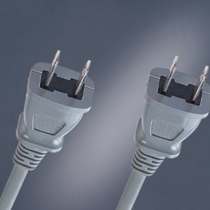 两极不可拆线插头 SW164