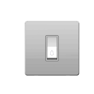 Bell Switch With Neon 10A 250V (SR Range)