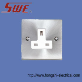 1 Gang Socket Outlet 13A