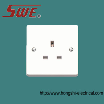 1 Gang Socket Outlet 13A Unswitched