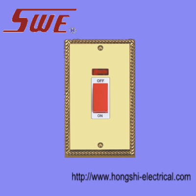 Heavy Load Switch 3*6 45A DP