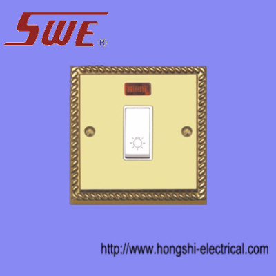 Bell Switch With Neon 10A 250V