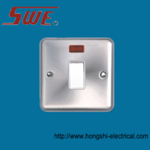 Flush Switch 20A DP