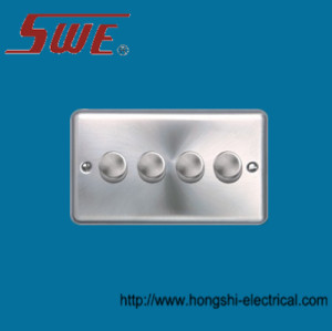 4 Gang Dimmer Switch 250V