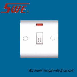 Bell switches with neon