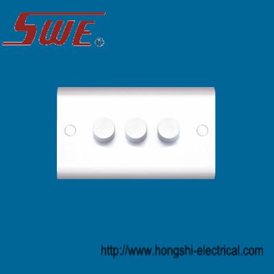 3 Gang Dimmer Switch 250V