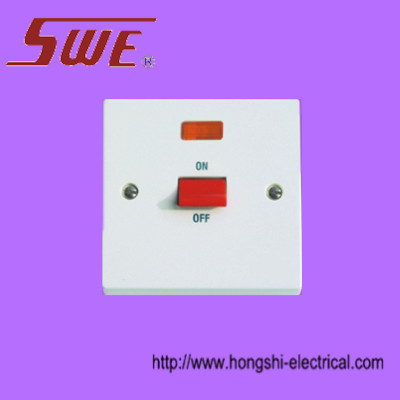 Heavy load switches 3*3 45A DP