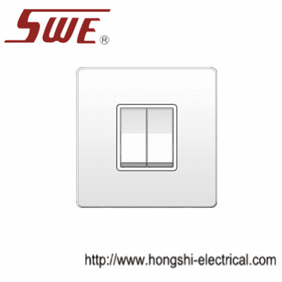 1 Gang Plate Switch 10AX 250V