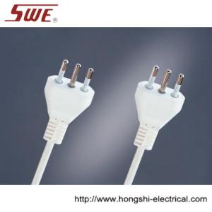 3-pin Italy Plug