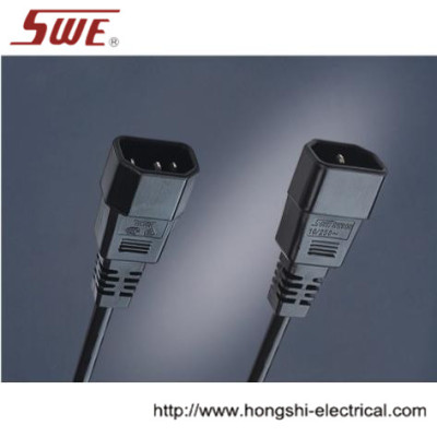 IEC Male Connector