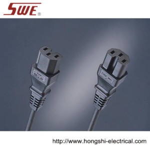 C15 IEC Connector Hot Condition