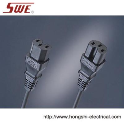 C15 IEC Connector Hot Condition