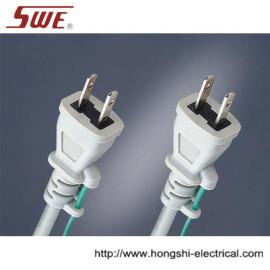 Japanese Type 3-pin N/R Plug