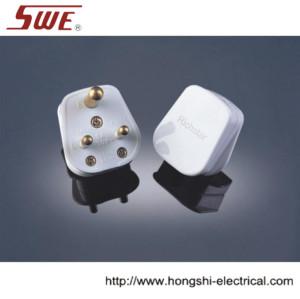 5A Round-Pin Plug