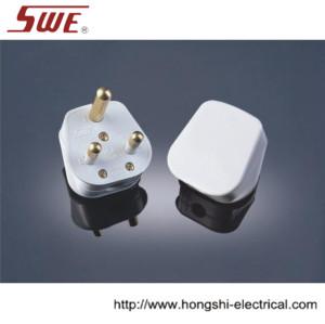 15A Round-Pin Plug