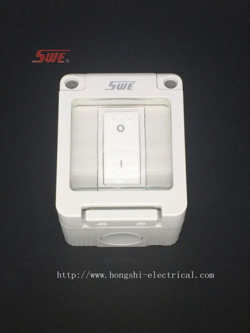 20A Double Pole Switch