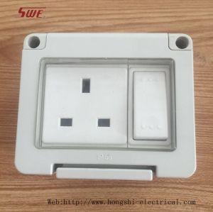 SWE 1 Gang waterproof Switched Socket