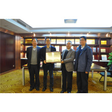 Hongshi was awarded as China Quality Credit Enterprise