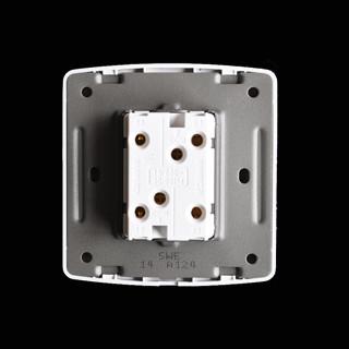 86型墙壁开关插座 E3系列开关插座 面板开关 墙上开关插座