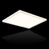 高品质LED吸顶灯 现代简约大气灯具 客厅卧室长方形LED大灯