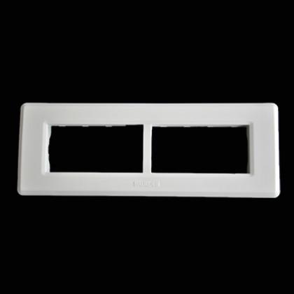 长方型开关插座118系列 118K开关插座雅白开关面板开关插座专家