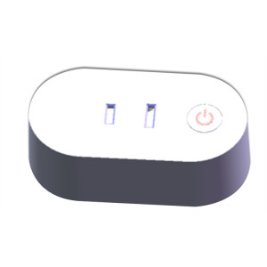 Japan Standard Wifi Smart Plug Socket Work with Alexa/Google Home Timing/Remote Control/Power Meter