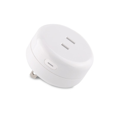 Japan Standard Wifi Smart Plug Socket Support Alexa/Google Home Timing/Remote Control/Power Meter