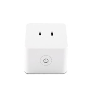 Japan Standard Smart Socket Wifi Plug Work with Alexa/Google Home Timing/Remote Control/Power Meter