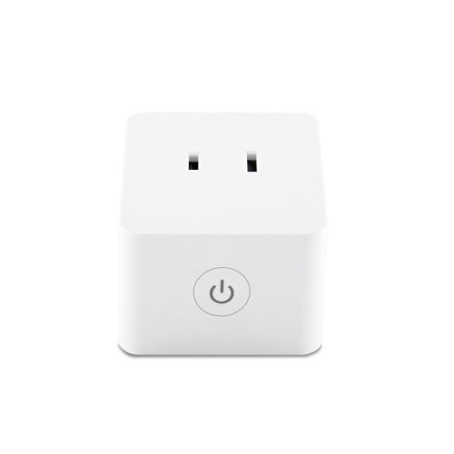 Japan Standard Smart Socket Wifi Plug Support Alexa/Google Home Timing/Remote Control/Power Meter