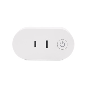 Japan Standard Wifi Smart Plug Socket Support Alexa/Google Home Timing/Remote Control/Power Meter