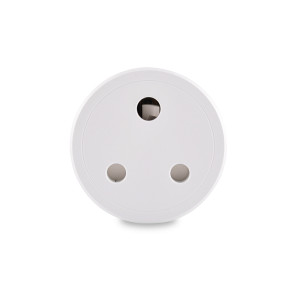16A South Africa/India Standard Smart Socket  Power Metering/Timmer Smart Plug Wifi Remote Control