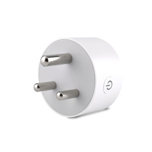South Africa/India Standard Smart Socket with Power Metering Function Smart Plug Wifi Remote Control