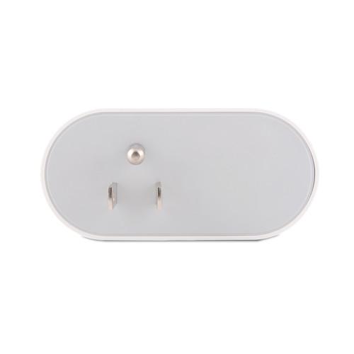 US Standard Wifi Smart Plug Socket Support Alexa/Google Home Timing/Remote Control/Power Metering
