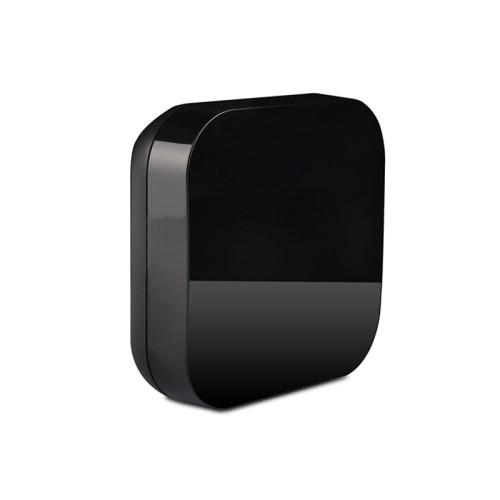 Black Square Mini Smart IR Remote Control