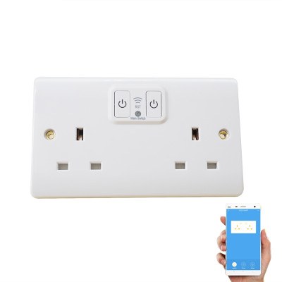 UK smart socket