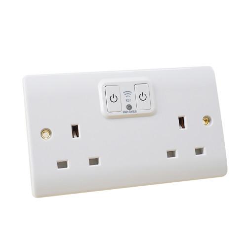 UK smart socket