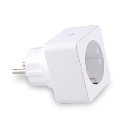 WIFI EU Standard Smart Plug with Socket Support Alexa Voice Control